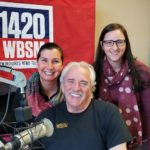 New Year, New Roof Featured on Morning Drive With WBSM's Phil Paleologos
