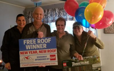 PRESS RELEASE: 2019 New Year, New Roof Nominations Open