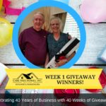 Care Free Customers WIN Weekend Getaway!