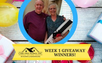 Care Free Customers WIN Weekend Getaway!