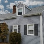 Mastic Cedar Discovery Vinyl Siding on Wareham, MA Cottage