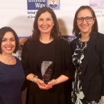 Care Free Homes Receives LIVE UNITED Award