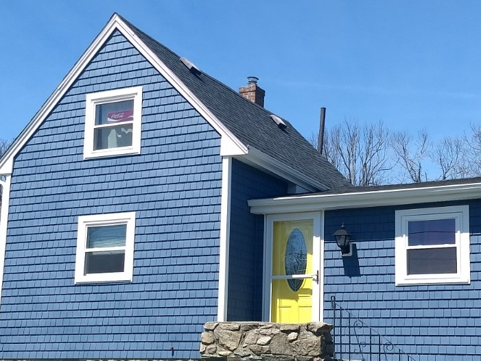 cedar discovery vinyl siding in fairhaven ma contractor cape cod