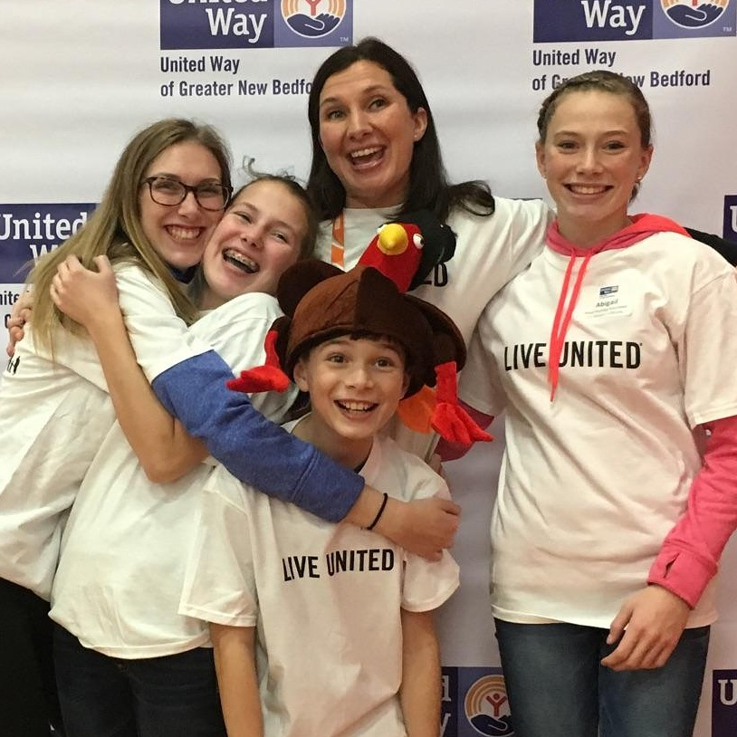United Way of Greater New Bedford Hunger Heroes