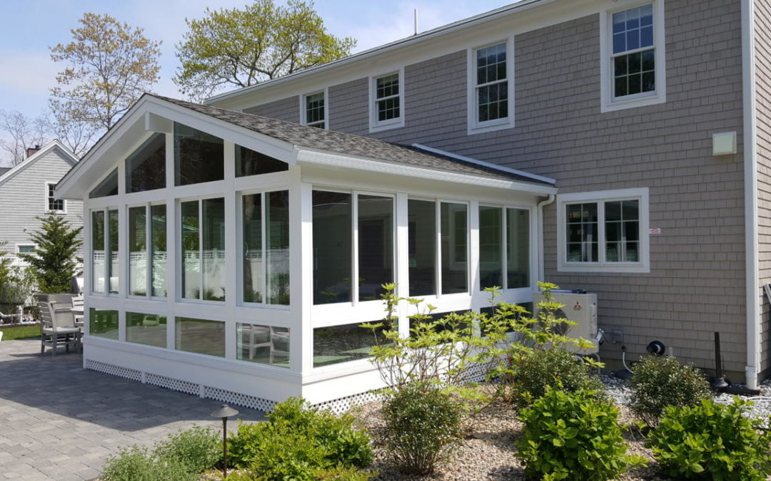 Genial Year Round Betterliving Sunroom, Dennis, MA