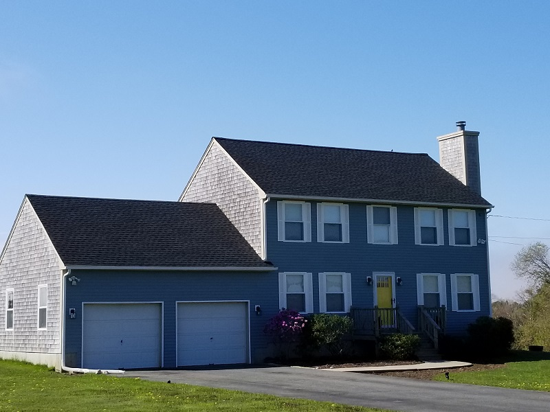 GAF Roofing System on Fairhaven, MA Colonial