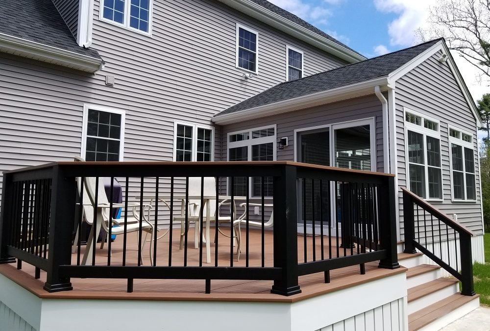 Sunroom And Deck Pictures 1