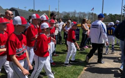 We're Sponsoring a Fairhaven Acushnet Youth Baseball Team!