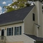 Roof Replacement on Fairhaven, MA Cape Cod Style Home