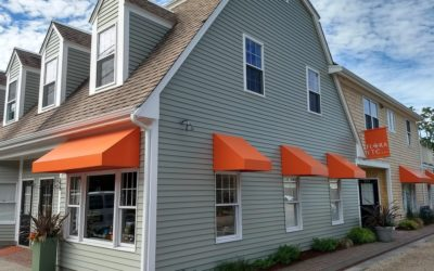 New Cedar Shingle Siding, Harvey Windows in Dartmouth, MA