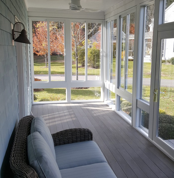 Sunrooms: Contractor, Installation And Design