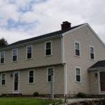 Mastic Cedar Discovery Vinyl Siding & Harvey Windows, Dartmouth, MA