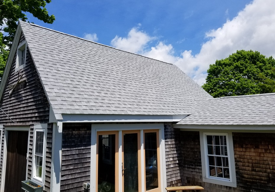 GAF Timberline HD Roofing System, Fairhaven, MA