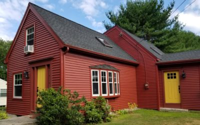 GAF Timberline Roofing System & Mastic Vinyl Siding, Swansea, MA