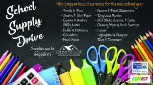 School Supply Drive Greater New Bedford MA