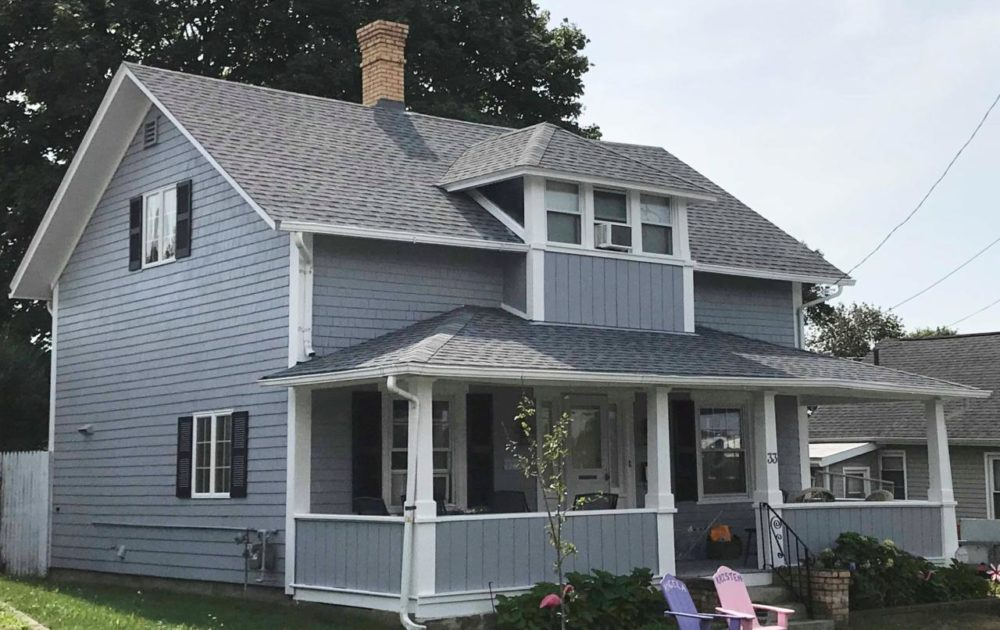 GAF Timberline Roofing System, Fairhaven, MA