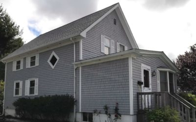 GAF Timberline Roofing System, Acushnet, MA