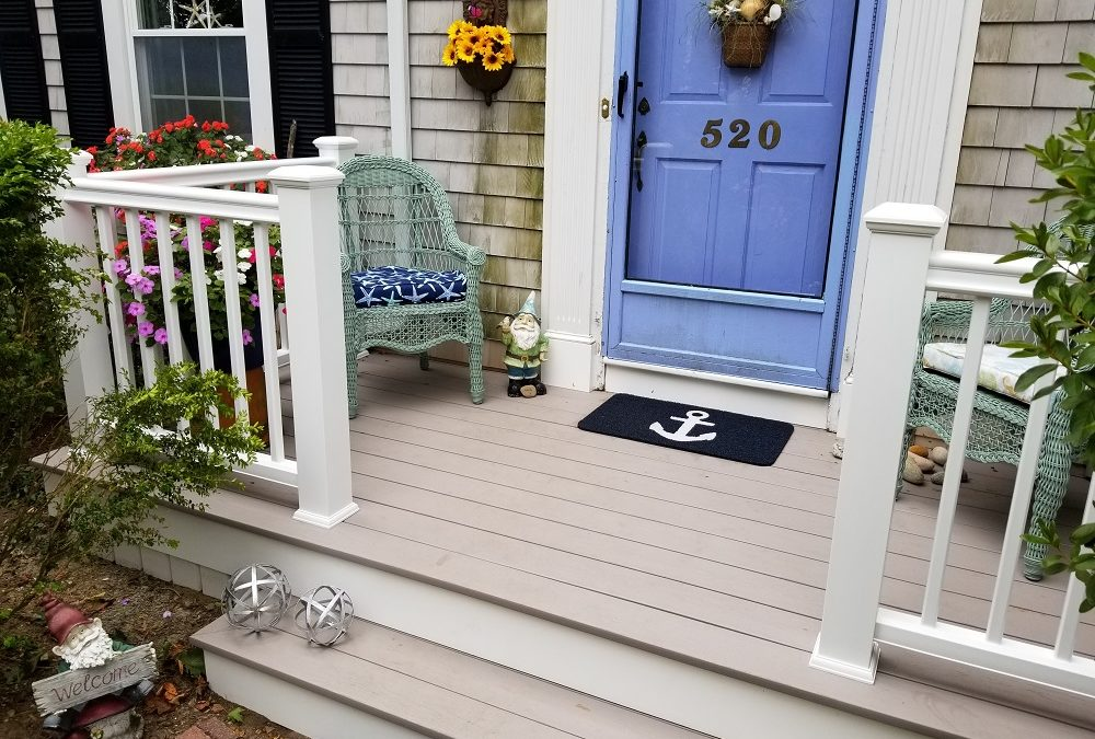 AZEK Porch Decking, So. Dartmouth, MA