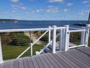 Deck, Fairhaven, MA