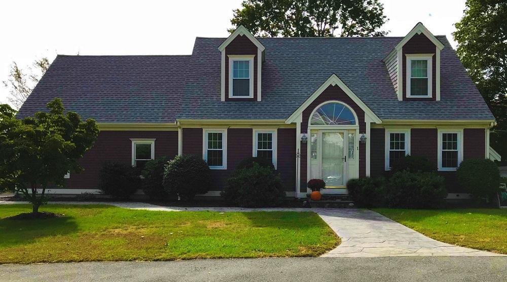 GAF Roofing System & Harvey Windows, Fairhaven, MA