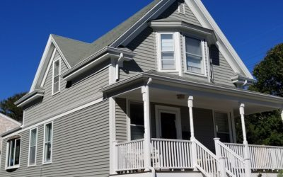 Mastic Vinyl Siding & AZEK Decking, Woods Hole, MA