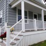 GAF Roofing System, Harvey Windows, AZEK Porch, Fairhaven, MA