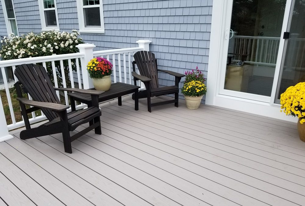 Mastic Vinyl Siding, AZEK Decking, Harvey Doors, Fairhaven, MA