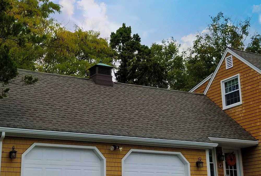 GAF Roofing System & Harvey Windows, Dartmouth, MA