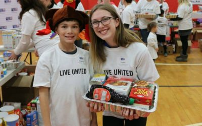 We're a United Way Hunger Heroes Sponsor!