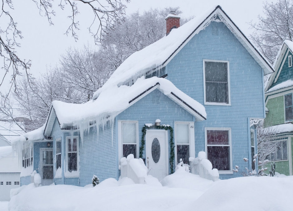 Prevent Winter Home Disasters