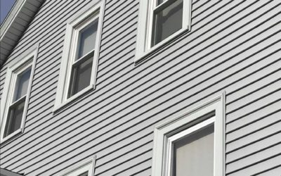 Mastic Carvedwood Vinyl Siding, New Bedford, MA