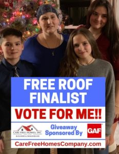 New Year New Roof Giveaway MA