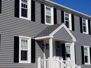 siding contractor Dartmouth, MA