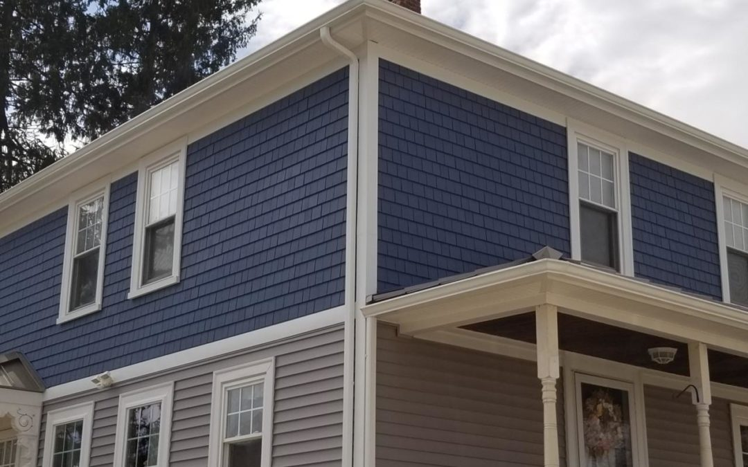 GAF Roofing System and Mastic Vinyl Siding, Cumberland, RI