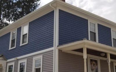 GAF Roofing System and Mastic Vinyl Siding, Cumberland, RI