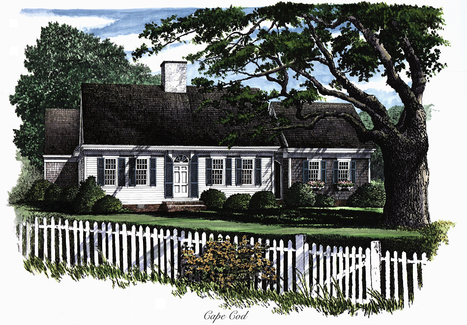 Windows and Doors for Cape Cod Style Homes