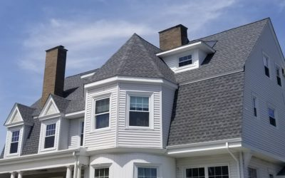 GAF Timberline HD Roofing System and Harvey Windows in Fall River, MA