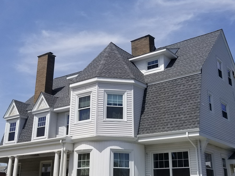 Gaf Timberline Hd Roofing System And Harvey Windows In