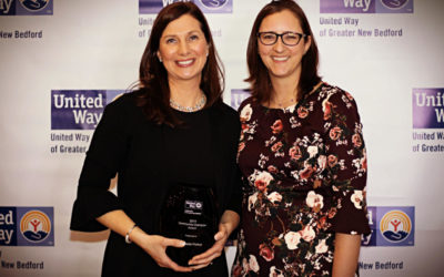 Care Free's Stephanie Pickup Receives Community Champion Award