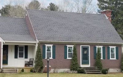 GAF Timberline Roofing System in Mattapoisett, MA