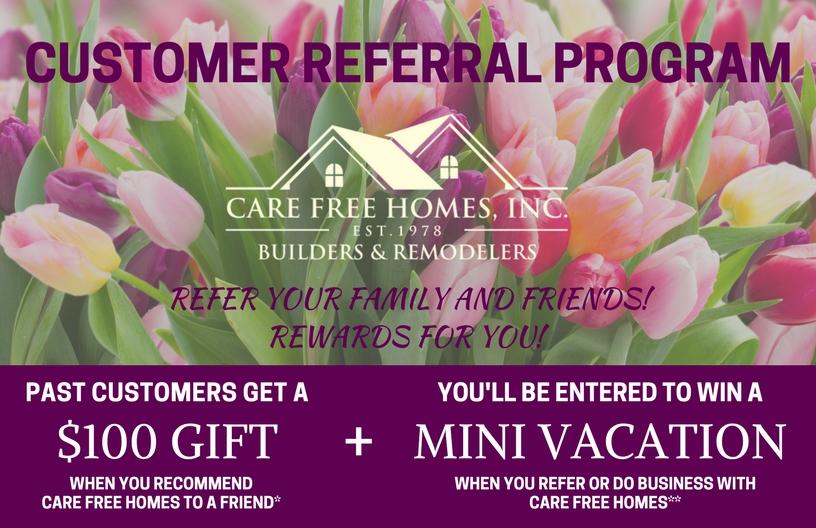 Customer Referral and Rewards Program Spring 2019
