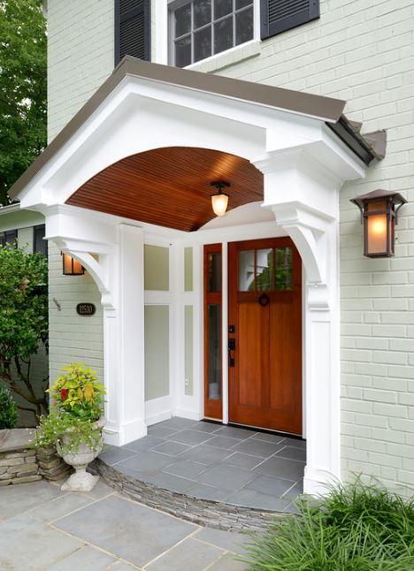 Portico Design Tips For Cape Cod Homes Contractor Cape