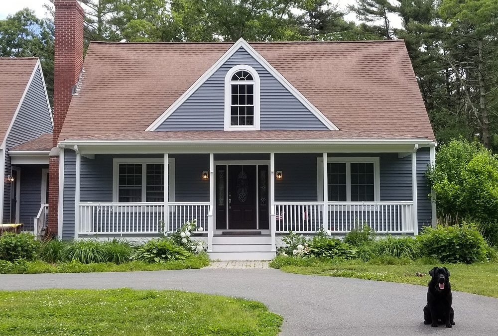 Carvedwood 44 Vinyl Siding, Acushnet, MA