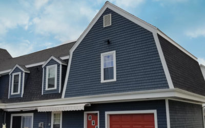 Mastic Vinyl Siding and Roof Replacement, Fall River, MA