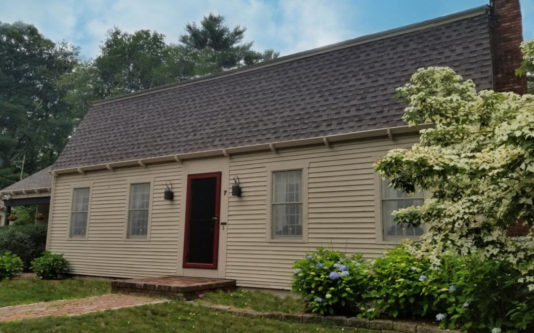 GAF Roofing System, Mattapoisett, MA