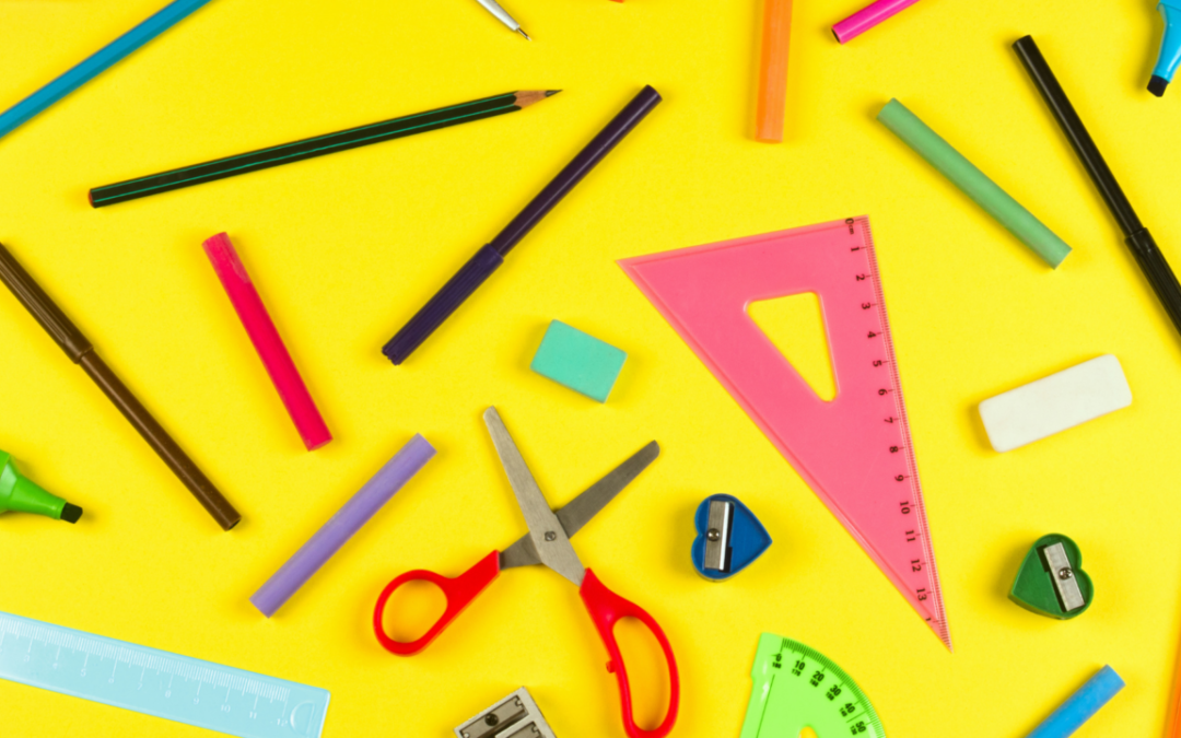 We're a Proud Supporter of United Way's School Supply Drive