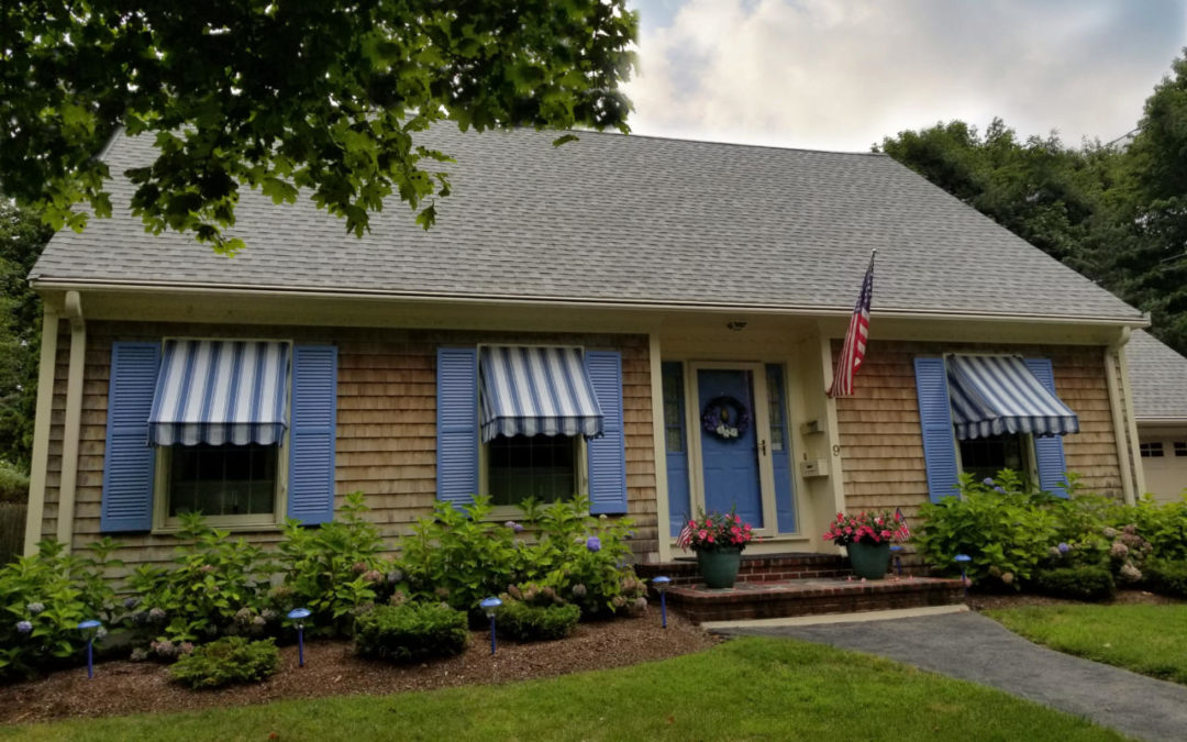 GAF Roofing System, Fairhaven, MA