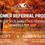 Fairhaven, MA Contractor Rewards Program