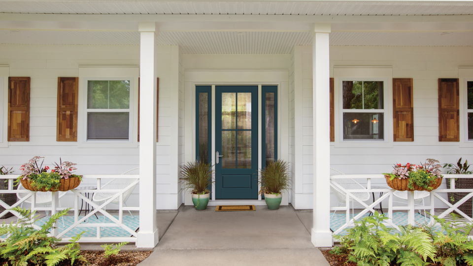 Popular Front Door Colors