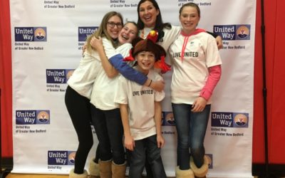 Pickup Family Looks to Raise $5k for United Way; Releases Disney & Points of Light Volunteer Family of the Year Video Submission
